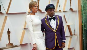 Tonya Lewis Lee and Spike Lee arrive on the red carpet of The 92nd Oscars® at the Dolby® Theat...