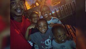 Jacob Blake and family