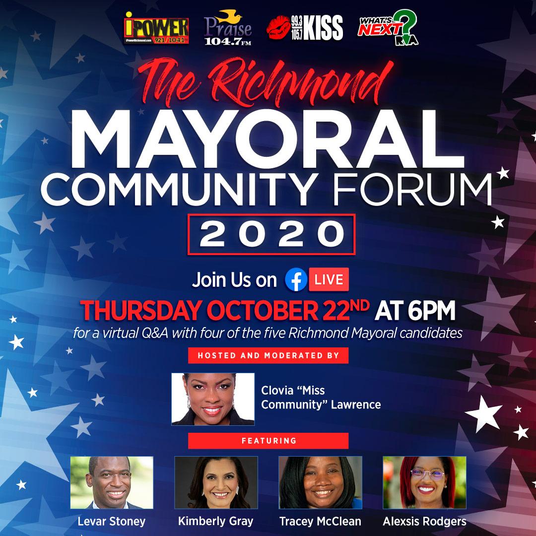 Richmond Mayoral Forum