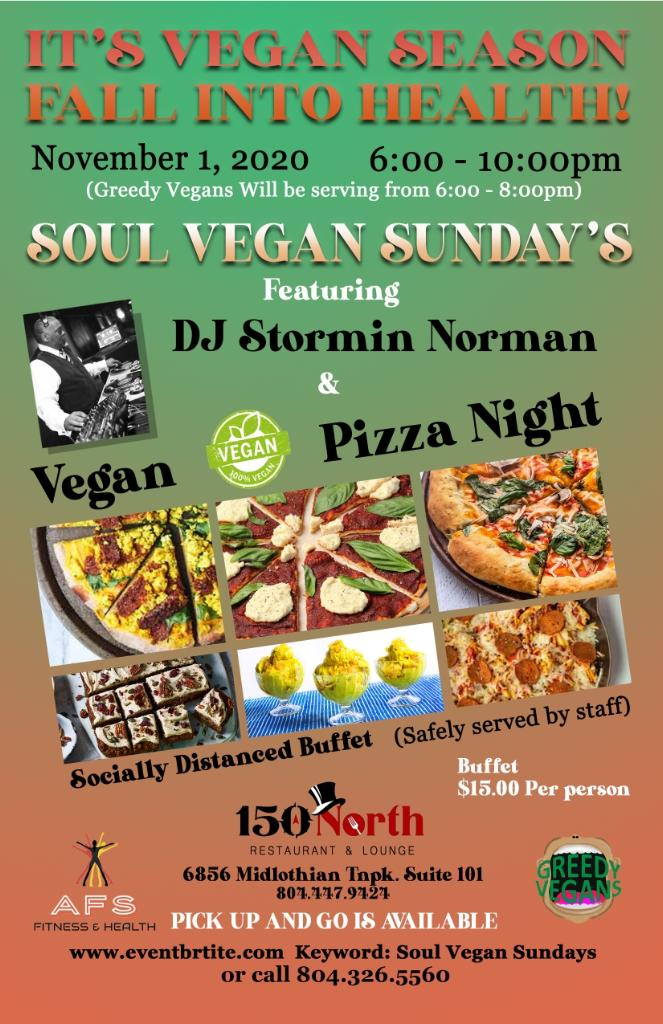 Soul Vegan Sunday