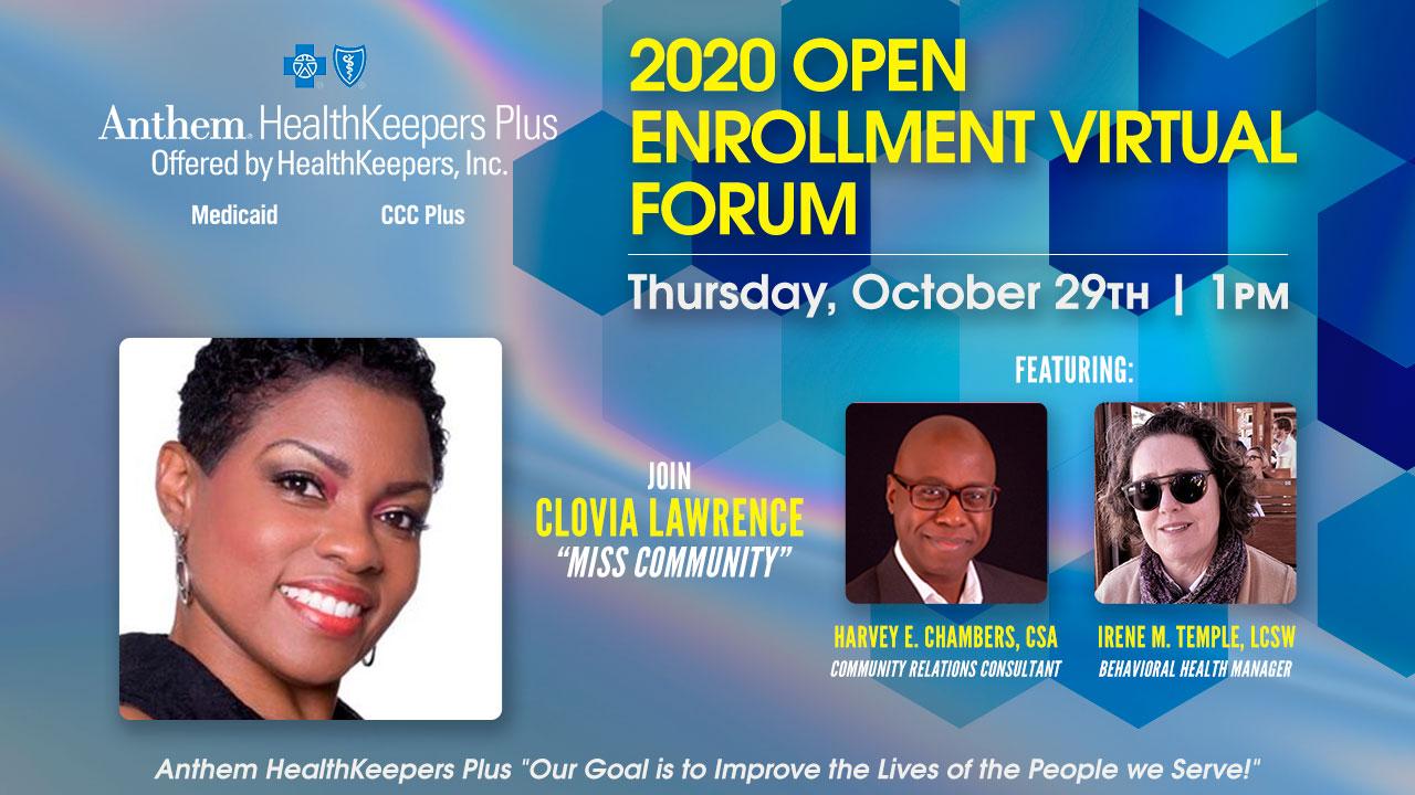 Anthem 2020 Open Enrollment