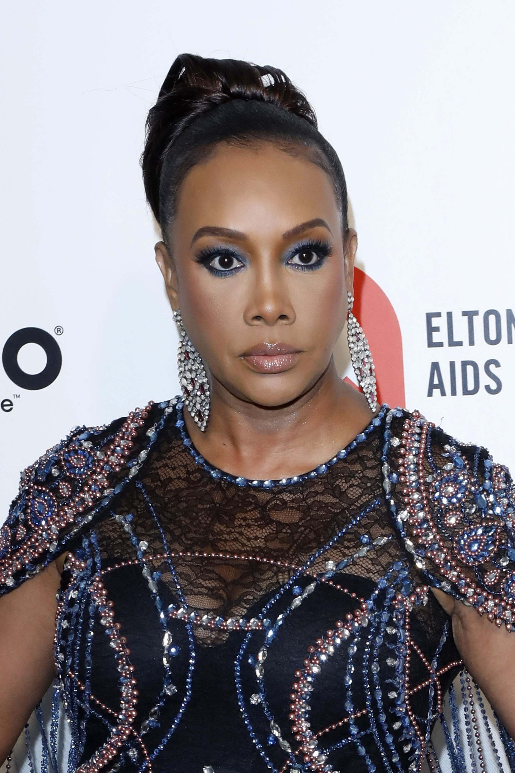 Vivica A Fox at the after-party for Elto...