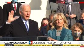 Joe Biden becomes the 46th President of the United States of America