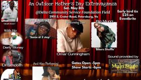 An Outdoor Mother's Day Extravaganza