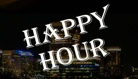 Happy Hour at Military Retiree's Club
