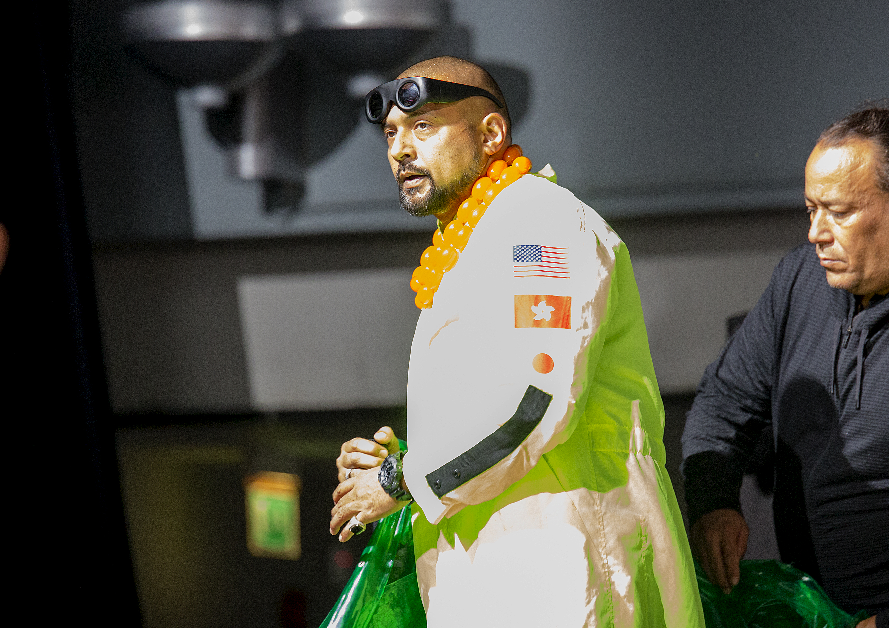 Sean Paul Performing at Liverpool Guild of Students