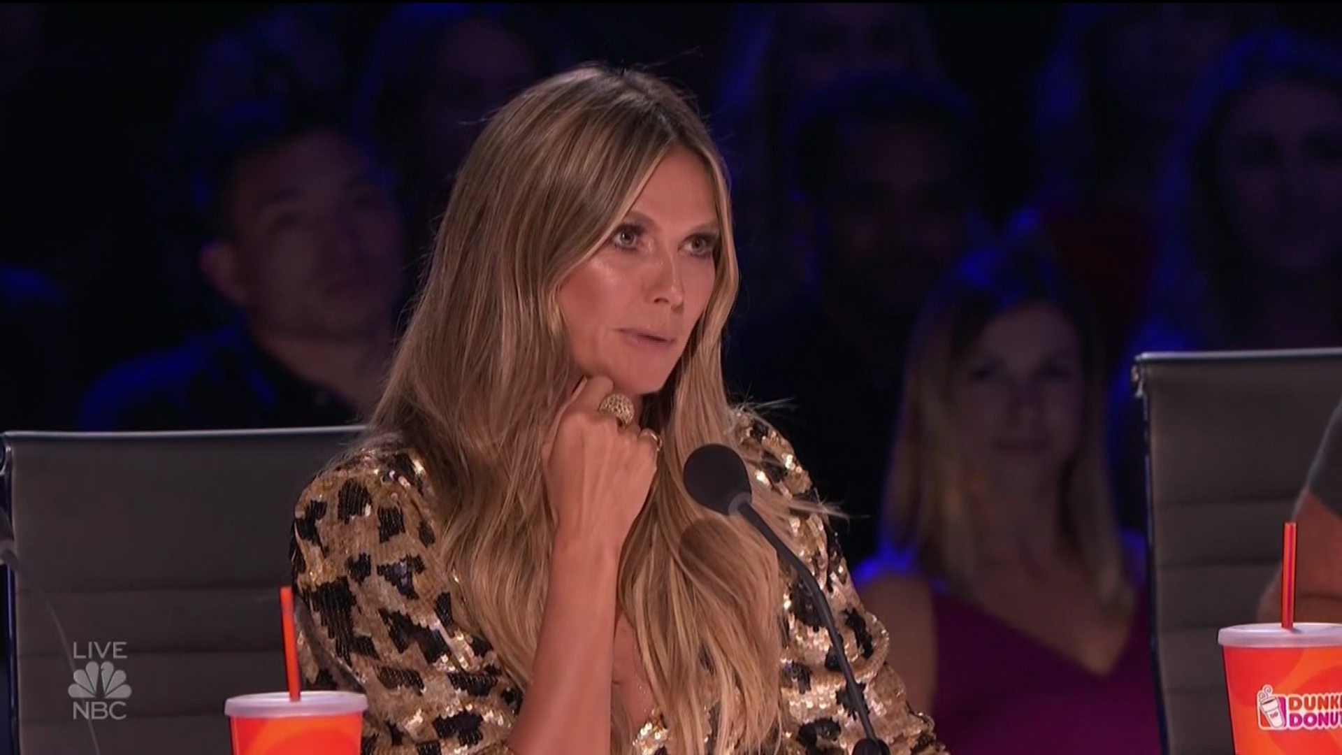 America's Got Talent Live Quarter Finals 3 as seen on 'NBC.