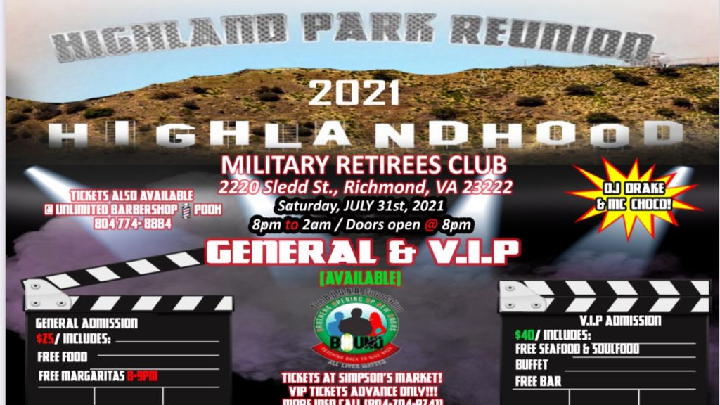 Highland Park Reunion