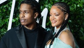 Rihanna & Asap Rocky
