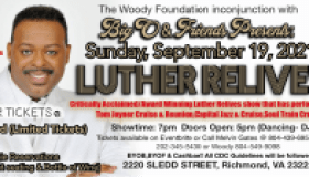LUTHER RELIVES