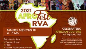 2021 Afro Fest RVA