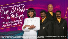 Win Tickets to See Patti Labelle & The Whispers October 16th! [CLICK HERE FOR A CHANCE TO WIN]